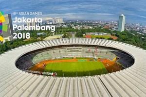 Indonesia hoàn thành nhiều công trình phục vụ ASIAD 2018