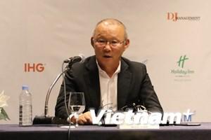 HLV Park Hang-seo: Hạnh phúc đi liền trách nhiệm với bóng đá Việt Nam