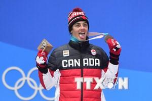 Olympic 2018: VĐV Canada lập kỳ tích sau tai nạn kinh hoàng