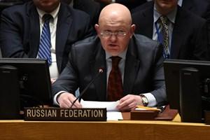 Nga phủ quyết nghị quyết của Hội đồng Bảo an lên án Iran