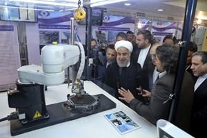 Iran công bố hàng chục thành tựu công nghệ hạt nhân