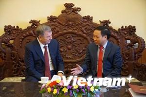 Nga: Tỉnh Kaluga tạo thuận lợi nhất cho doanh nghiệp Việt Nam