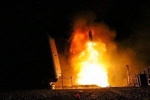 Giới chức Mỹ: Cuộc không kích nhằm vào Syria không hiệu quả