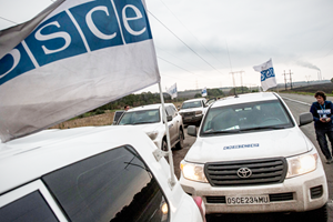 OSCE kêu gọi cải thiện công tác giám sát ở miền Đông Ukraine