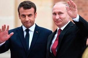 Lãnh đạo Nga, Pháp nhất trí nỗ lực nối lại hòa đàm về vấn đề Syria