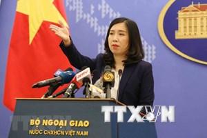 Việt Nam quan ngại trước tin Trung Quốc đặt tên lửa ở Trường Sa