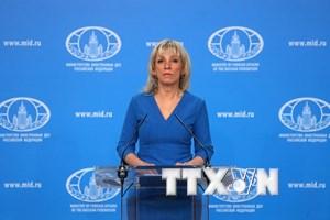 Nga sẽ đáp trả tương xứng các lệnh trừng phạt mới của EU