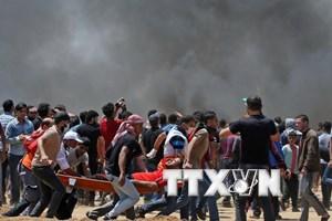 Xung đột Palestine-Israel trải qua ngày bạo lực đẫm máu nhất