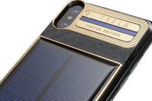 """Choáng """"hàng thửa"""" iPhone X pin mặt trời đắt gấp 4 lần hàng chuẩn"""