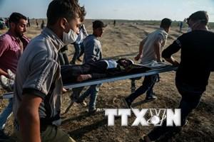Palestine cảnh báo bạo lực tại Gaza phá hủy cơ hội hòa bình Trung Đông