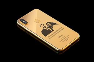 iPhone X phiên bản đám cưới hoàng gia Anh có giá bao nhiêu?