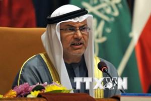 Ngoại trưởng UAE: Châu Âu không đủ sức cứu thỏa thuận hạt nhân Iran