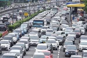 ASIAD 18: Indonesia điều chỉnh giờ làm việc tại thủ đô Jakarta