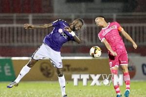 V.League 2018: Sài Gòn FC đại thắng 5-2 trước Hà Nội FC