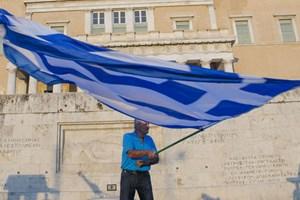Hy Lạp dự kiến chính thức thoát khỏi khủng hoảng nợ vào ngày 20/8