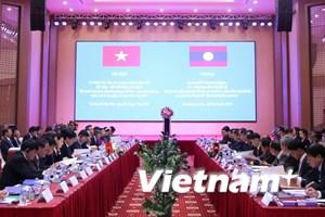 Việt-Lào nỗ lực giải quyết vấn đề di dân tự do, kết hôn không giá thú