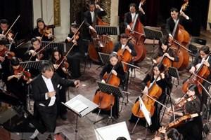 Hòa nhạc kỷ niệm 45 năm quan hệ ngoại giao Việt Nam-Nhật Bản