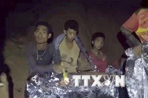 Diễn biến sức khỏe thành viên đội bóng thiếu niên Thái Lan