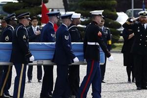 Mỹ, Triều Tiên tiến hành đàm phán về trao trả hài cốt binh lính
