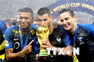 Những thống kê thú vị về Nhà Vua mới của bóng đá thế giới