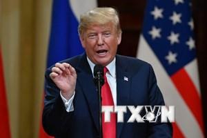 Giới nghị sỹ Mỹ không hài lòng về tuyên bố của Tổng thống Trump