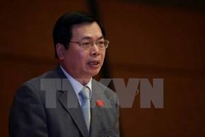 Bộ trưởng Mai Tiến Dũng lên tiếng về vụ việc ông Vũ Huy Hoàng