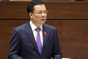 Cùng Bộ trưởng Đinh Tiến Dũng ngẫm về 1 năm đầy vơi túi tiền quốc gia