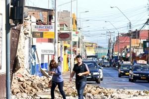 [Video] Chile nỗ lực khắc phục hậu quả động đất
