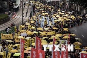 Trung Quốc hối thúc Mỹ không can thiệp vào Hong Kong