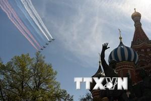 Nga đã chi gần 140 triệu USD để tổ chức Ngày Chiến thắng