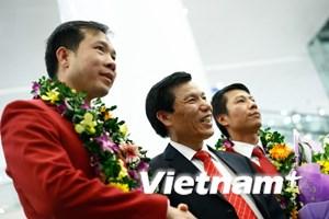 Bộ trưởng: Nhờ Hoàng Xuân Vinh, Việt Nam đứng trên nhiều cường quốc
