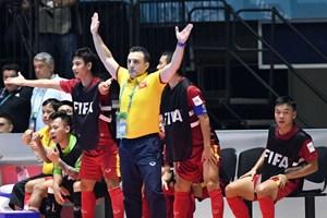 HLV Bruno Garcia chính thức chia tay Futsal Việt Nam