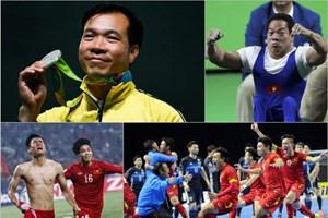Mười sự kiện thể thao Việt Nam tiêu biểu năm năm 2016