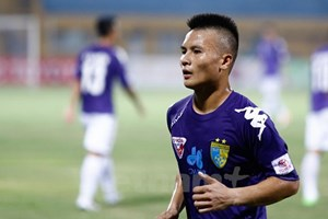 Quang Hải khiến á quân Philippines lo sợ trước trận gặp Hà Nội FC