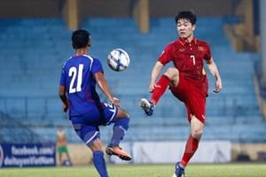 Xuân Trường được thăng chức đội phó tuyển Việt Nam ở tuổi 22