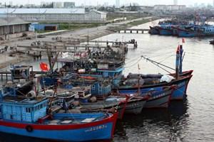 Thực hiện cấm biển tại các khu vực trong vùng bão