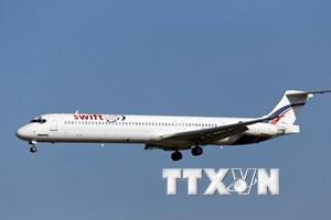 Hãng hàng không Air Algerie xác nhận vị trí máy bay bị rơi