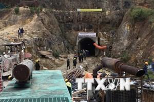 Lập tổ điều tra liên ngành sự cố sập hầm thủy điện Lâm Đồng