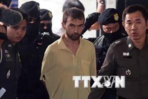Cảnh sát Thái Lan hoàn thành 90% điều tra các vụ nổ ở Bangkok