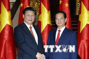 Đề nghị Trung Quốc tạo thuận lợi hơn nữa cho hàng Việt Nam