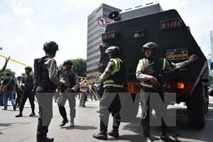 [Video] Indonesia triển khai quân tại nhiều khu vực trên cả nước