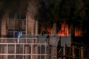 Iran bắt 100 người liên quan vụ tấn công đại sứ quán Saudi Arabia