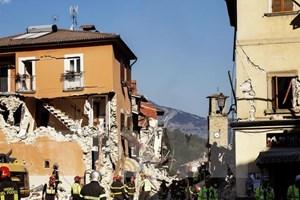 Phát hiện nhiều vụ lừa đảo gây quỹ từ thiện sau động đất tại Italy
