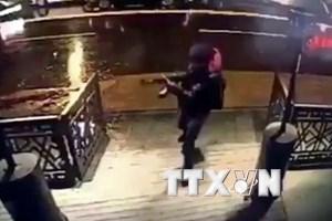 Công bố đoạn băng tự quay của nghi phạm tấn công hộp đêm Istanbul