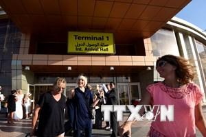 Nga thông qua thỏa thuận an toàn hàng không với Ai Cập