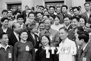 Lãnh đạo TP.HCM dâng hương tưởng niệm Tổng Bí thư Lê Duẩn