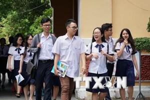 Thanh Hóa có 3 thí sinh đạt điểm tuyệt đối xét tuyển đại học