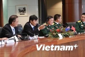 Đối thoại chiến lược ngoại giao và quốc phòng Việt Nam-Australia