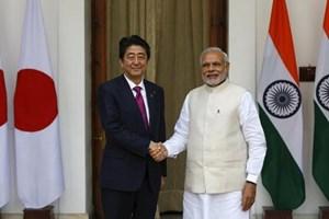 Cam kết hợp tác vì một Ấn Độ-Thái Bình Dương tự do và cởi mở