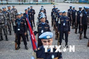 Hội nghị gìn giữ hòa bình Liên hợp quốc 2017 đưa ra gần 50 cam kết